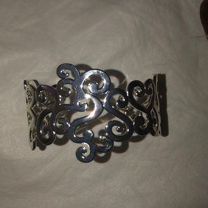 3/20$ ALL JEWELRY silver bracelet simple